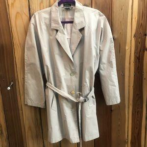 J. Crew Classic Trench Coat